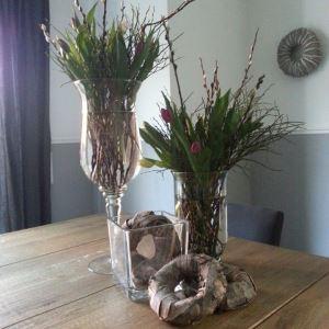Blumendeko nachgemacht